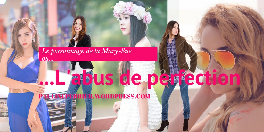 personnage Marye-Sue