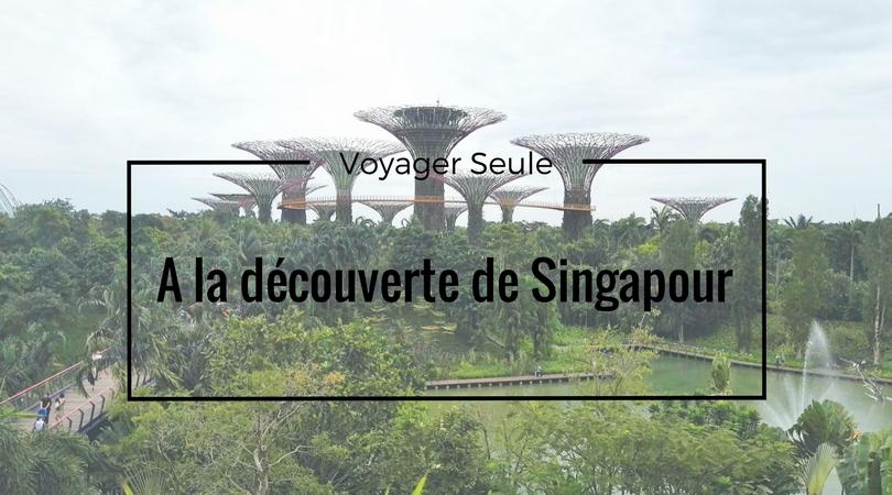 Que faire à Singapour court séjour